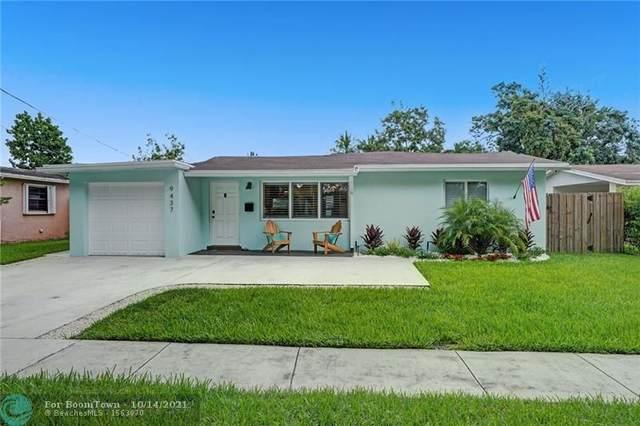 9437 SW 52nd St, Cooper City, FL 33328 (MLS #F10303131) :: Berkshire Hathaway HomeServices EWM Realty