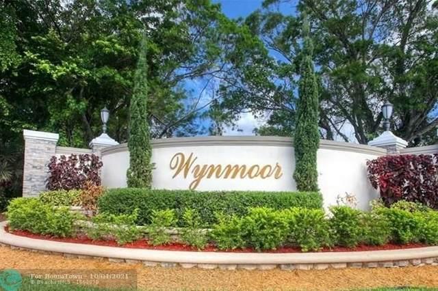 3001 Portofino Isle J3, Coconut Creek, FL 33066 (MLS #F10303157) :: Green Realty Properties