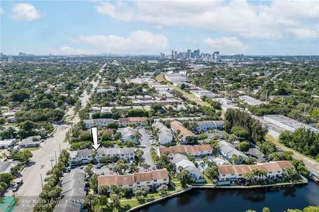 1951 NE 15th Ave #1951, Fort Lauderdale, FL 33305 (#F10303208) :: Michael Kaufman Real Estate