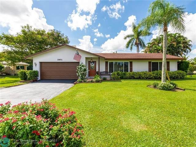 2971 SW 108th Way, Davie, FL 33328 (#F10303215) :: Posh Properties