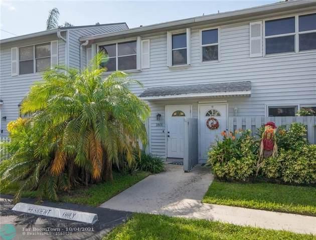 1801 NE 15th Ave #1801, Fort Lauderdale, FL 33305 (#F10303222) :: Michael Kaufman Real Estate
