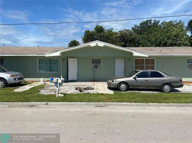 1710 Canal Ter, Fort Pierce, FL 34950 (MLS #F10303241) :: Green Realty Properties
