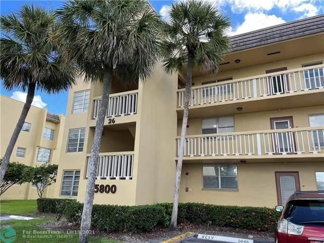 5800 NW 64th Ave #104, Tamarac, FL 33319 (MLS #F10303335) :: Green Realty Properties
