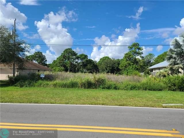 2042 SW Savage Blvd, Port Saint Lucie, FL 34953 (MLS #F10303365) :: Castelli Real Estate Services
