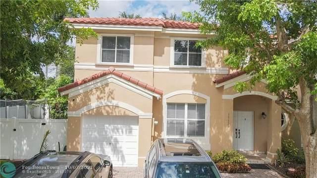 17125 SW 38th St, Miramar, FL 33027 (MLS #F10303385) :: Green Realty Properties