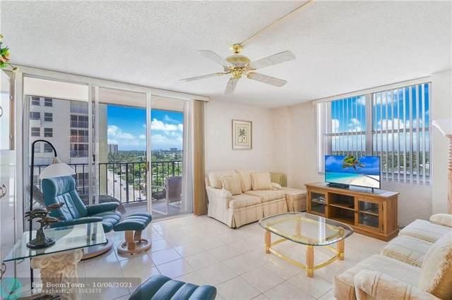 101 Briny Ave #1012, Pompano Beach, FL 33062 (MLS #F10303408) :: Green Realty Properties