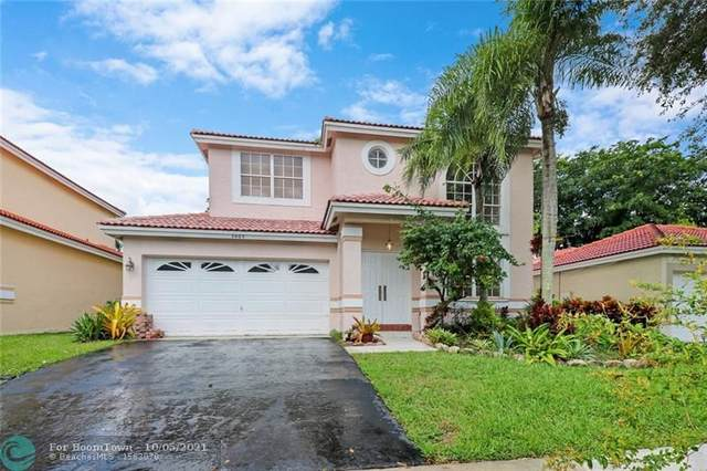 7405 NW 24th St, Margate, FL 33063 (MLS #F10303424) :: Castelli Real Estate Services