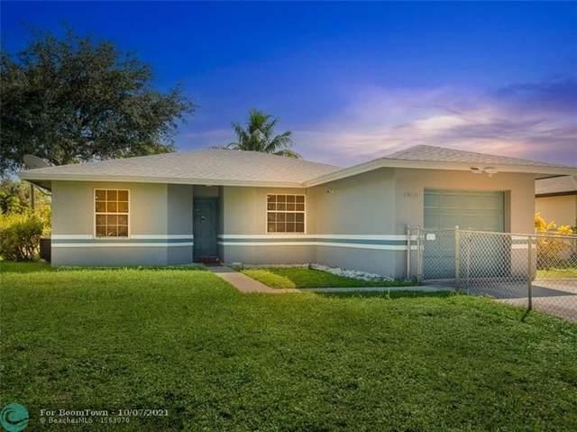 1960 NW 4th Ct, Pompano Beach, FL 33069 (MLS #F10303487) :: Castelli Real Estate Services