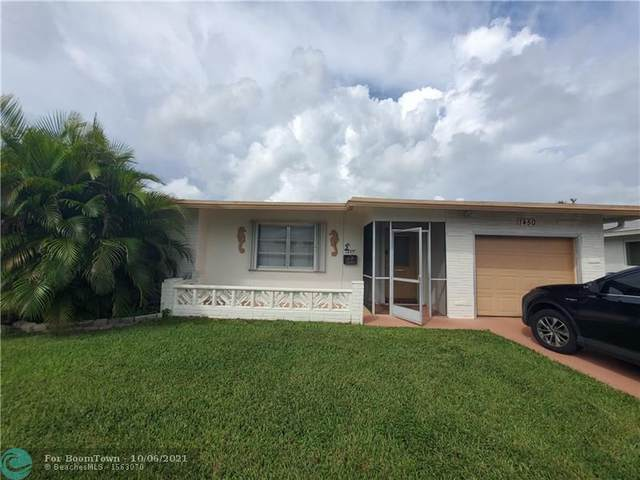 1450 NW 70th Ter, Margate, FL 33063 (#F10303539) :: Michael Kaufman Real Estate