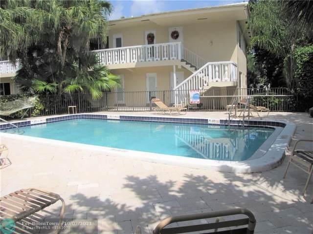 2110 NE 39th St 1B, Fort Lauderdale, FL 33308 (#F10303544) :: The Rizzuto Woodman Team