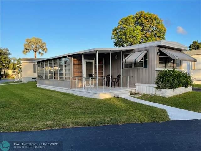 6950 NW 44TH TERR, Coconut Creek, FL 33073 (MLS #F10303576) :: Green Realty Properties