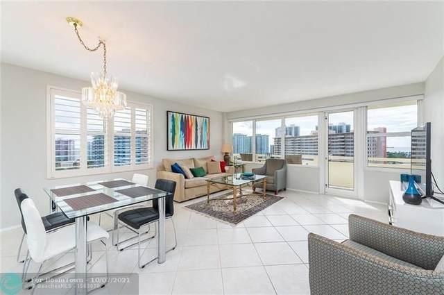 3200 NE 36th St #1416, Fort Lauderdale, FL 33308 (MLS #F10303577) :: Green Realty Properties