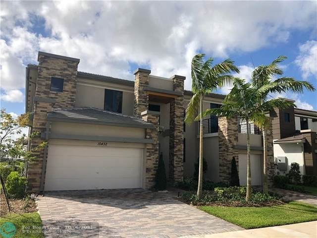 10432 N Lago Vista Cir, Parkland, FL 33076 (#F10303581) :: Michael Kaufman Real Estate