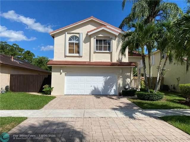14803 SW 155th Pl, Miami, FL 33196 (#F10303589) :: Baron Real Estate