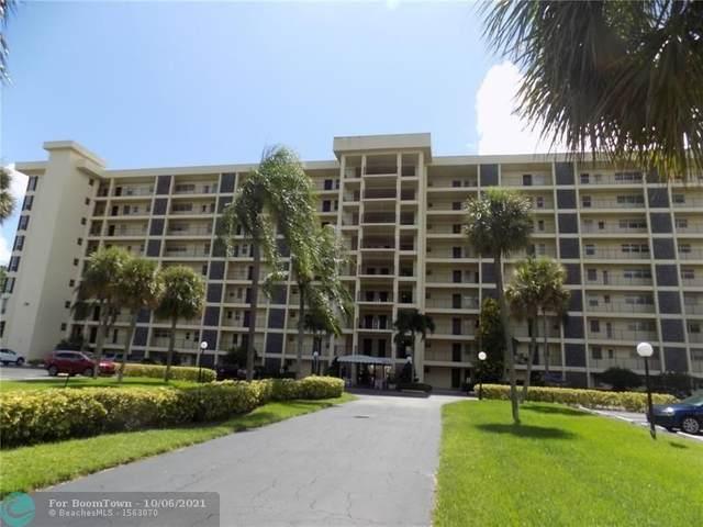 3100 N Palm Aire Dr #601, Pompano Beach, FL 33069 (#F10303595) :: Ryan Jennings Group