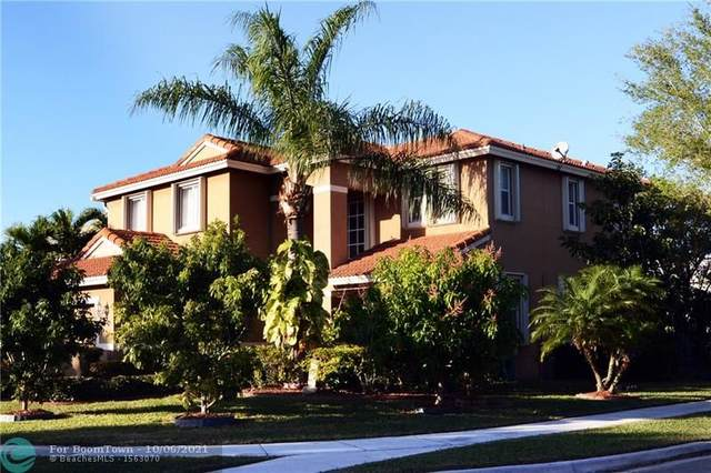 12105 NW 51ST PL, Coral Springs, FL 33076 (#F10303602) :: Heather Towe | Keller Williams Jupiter
