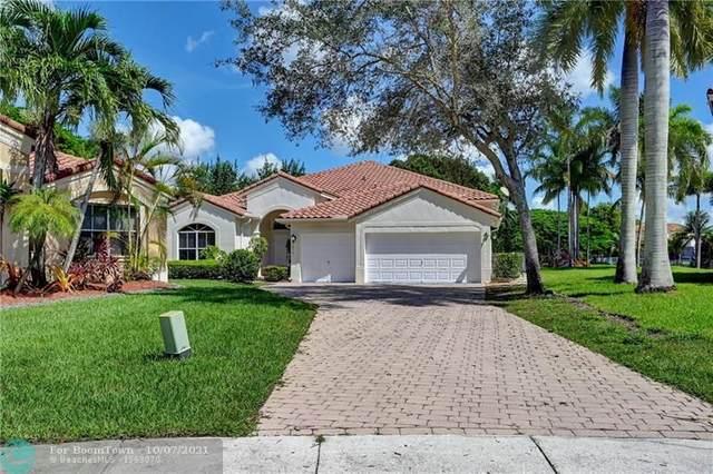16701 SW 38th St, Miramar, FL 33027 (#F10303604) :: Michael Kaufman Real Estate
