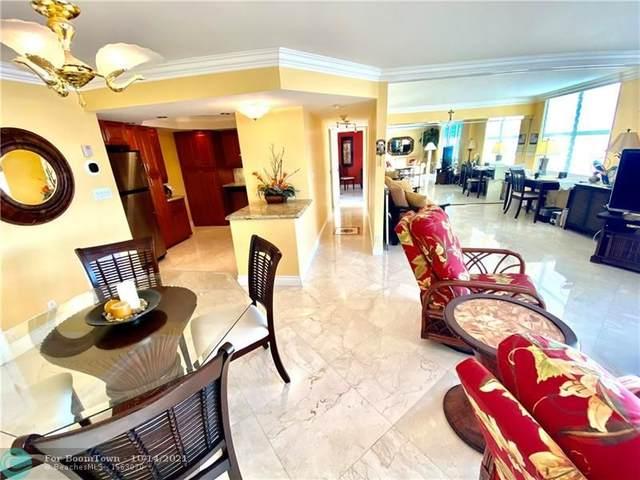 1 Las Olas Circle #1005, Fort Lauderdale, FL 33316 (MLS #F10303626) :: The MPH Team