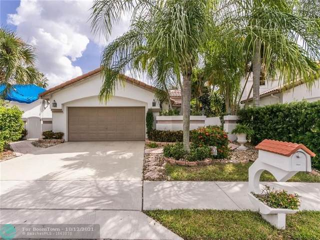 3026 Marion Ave, Margate, FL 33063 (MLS #F10303627) :: Castelli Real Estate Services