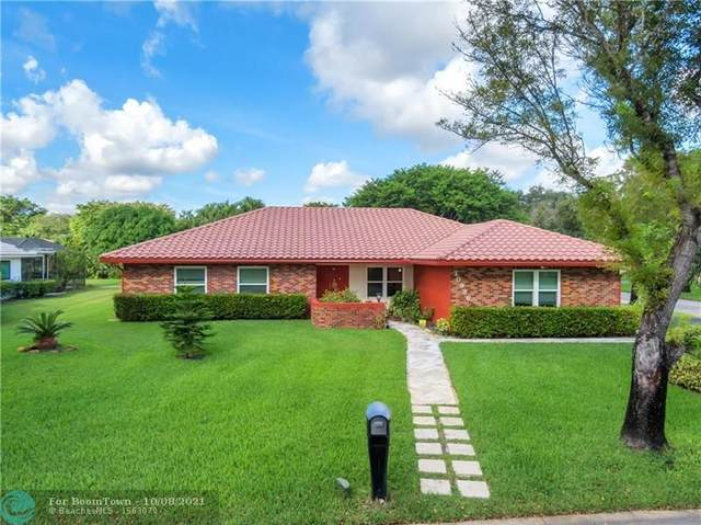 10936 NW 12th Dr, Coral Springs, FL 33071 (#F10303681) :: Michael Kaufman Real Estate