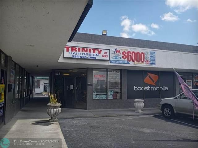 515 W Oakland Park Blvd, Wilton Manors, FL 33311 (MLS #F10303696) :: Castelli Real Estate Services