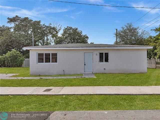 8260 NW 13 Ave, Miami, FL 33147 (#F10303717) :: Heather Towe | Keller Williams Jupiter