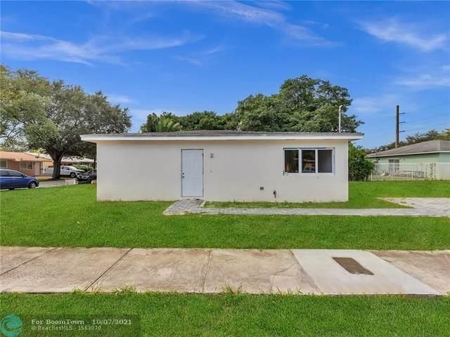 1301 NW 82nd St, Miami, FL 33147 (#F10303726) :: Heather Towe | Keller Williams Jupiter