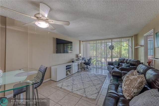 121 Royal Park Dr 2H, Oakland Park, FL 33309 (MLS #F10303732) :: Green Realty Properties