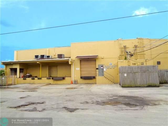 1400 SW 1st Ct C, Pompano Beach, FL 33069 (MLS #F10303745) :: Green Realty Properties