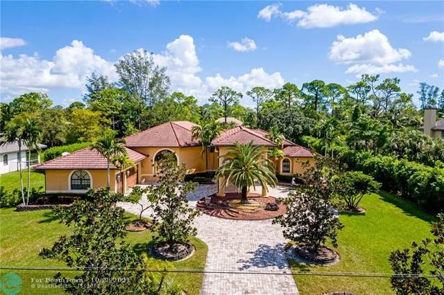 6810 NW 66th Way, Parkland, FL 33067 (MLS #F10303746) :: Castelli Real Estate Services