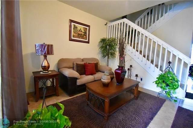 3188 NW 33rd St #3188, Oakland Park, FL 33309 (#F10303791) :: Michael Kaufman Real Estate