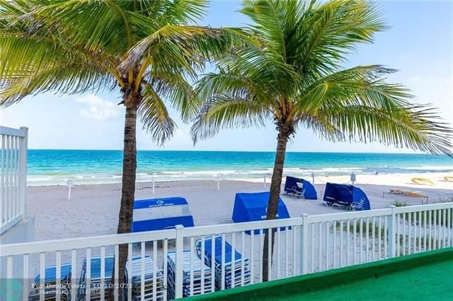 4020 Galt Ocean Dr E2, Fort Lauderdale, FL 33308 (MLS #F10303806) :: Castelli Real Estate Services