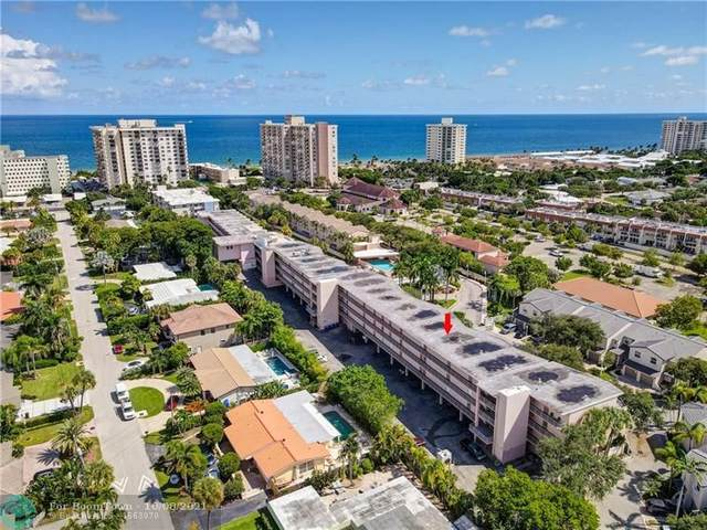 1967 South Ocean Blvd 425D, Lauderdale By The Sea, FL 33062 (MLS #F10303808) :: Castelli Real Estate Services