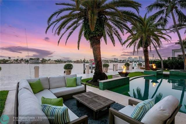 2418 Laguna Dr, Fort Lauderdale, FL 33316 (#F10303813) :: Michael Kaufman Real Estate