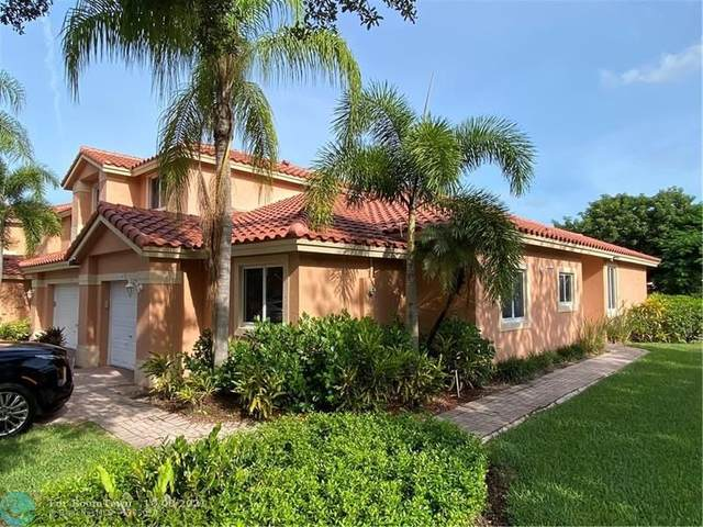 12603 NW 56th Dr, Coral Springs, FL 33076 (#F10303820) :: Baron Real Estate