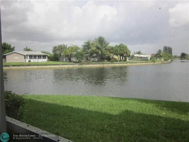 9575 Weldon Cir #109, Tamarac, FL 33321 (MLS #F10303825) :: Green Realty Properties