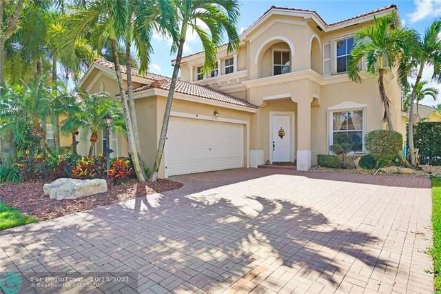 5848 NW 121st Ave, Coral Springs, FL 33076 (#F10303827) :: Baron Real Estate