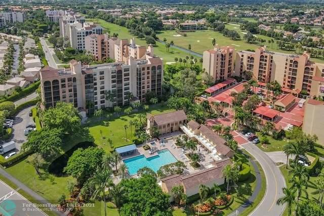 7225 Promenade Drive # 102 B #102, Boca Raton, FL 33433 (#F10303828) :: Posh Properties