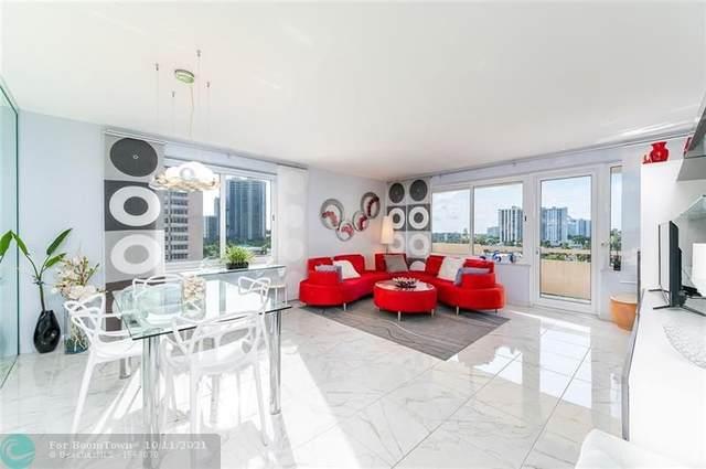 3233 NE 34th St #709, Fort Lauderdale, FL 33308 (MLS #F10303862) :: Castelli Real Estate Services