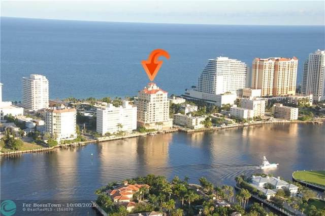 209 N Birch Rd #602, Fort Lauderdale, FL 33304 (MLS #F10303876) :: Green Realty Properties