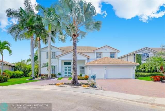 1702 Victoria Pointe Cir, Weston, FL 33327 (MLS #F10303879) :: Castelli Real Estate Services