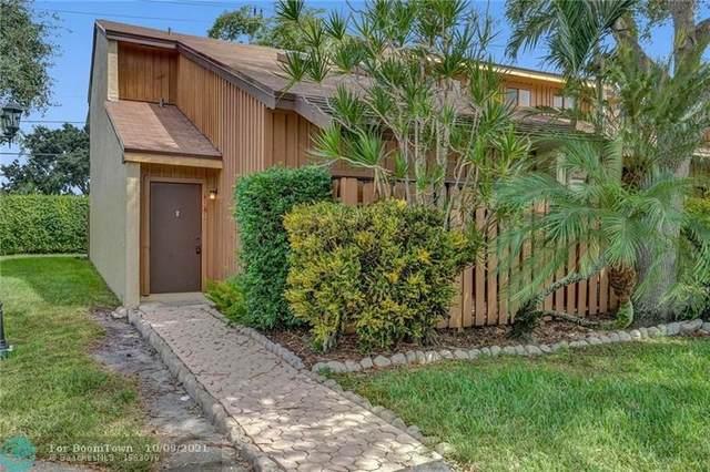 4141 S Pine Island Rd #1, Davie, FL 33328 (MLS #F10303911) :: The MPH Team