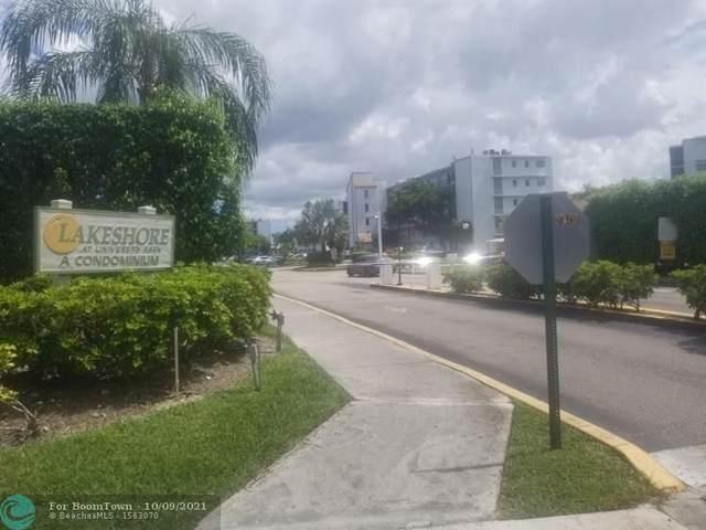 8720 N Sherman Cir #204, Miramar, FL 33025 (MLS #F10303919) :: Green Realty Properties