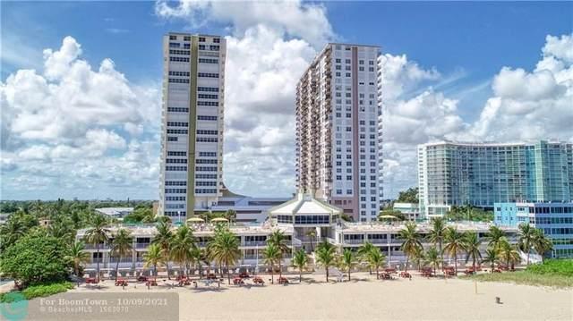 101 Briny Ave #1212, Pompano Beach, FL 33062 (MLS #F10303926) :: Green Realty Properties