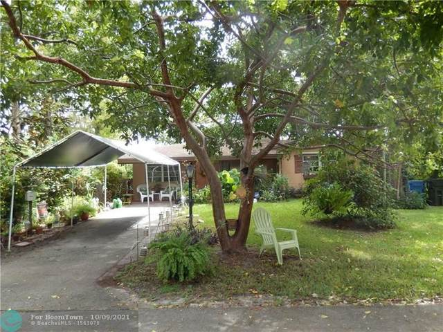 4310 NW 19th Ave, Oakland Park, FL 33309 (MLS #F10303947) :: Green Realty Properties
