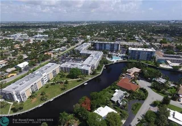 3020 NE 16 Ave #108, Oakland Park, FL 33334 (MLS #F10303948) :: Green Realty Properties