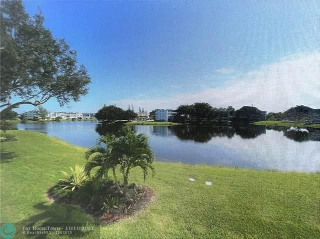 2110 Cambridge E #2110, Deerfield Beach, FL 33442 (MLS #F10303956) :: The MPH Team