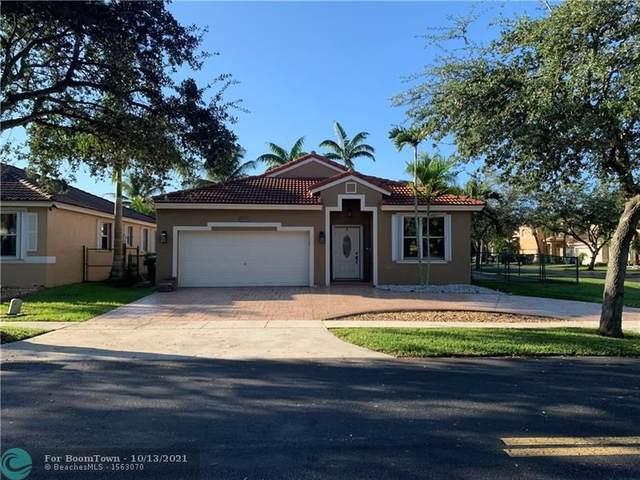 13498 SW 23rd St, Miramar, FL 33027 (MLS #F10304014) :: GK Realty Group LLC
