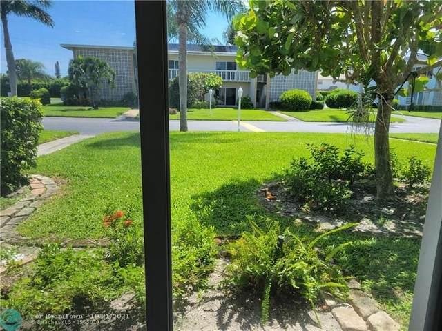 105 South Blvd 1C, Boynton Beach, FL 33435 (MLS #F10304027) :: The Mejia Group   LoKation Real Estate