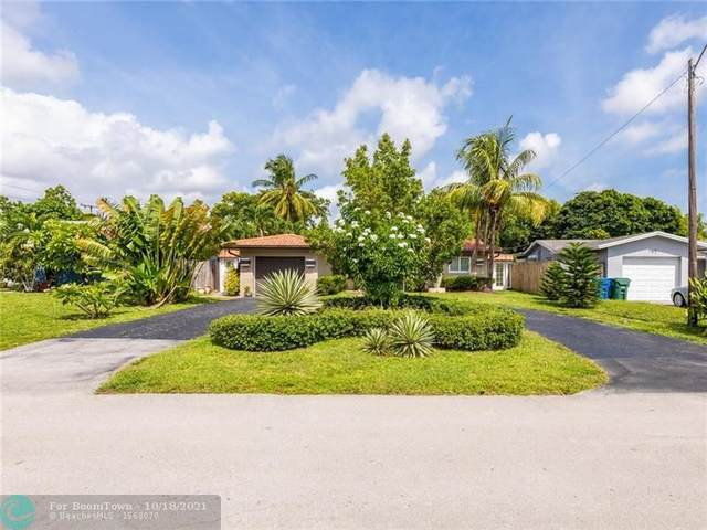 811 NW 35th St, Oakland Park, FL 33309 (MLS #F10304037) :: The Jack Coden Group